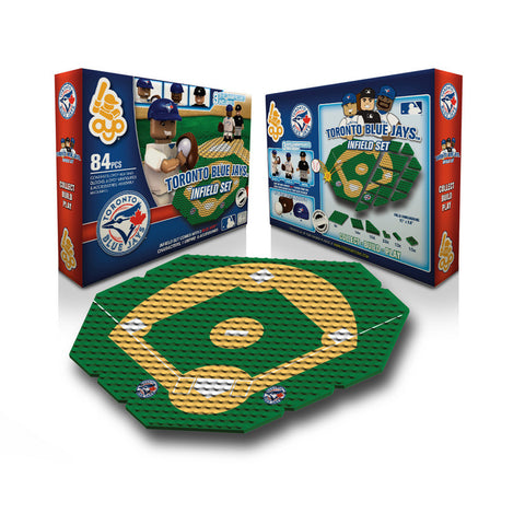OYO MLB Infield Set - Toronto Blue Jays - Peazz.com