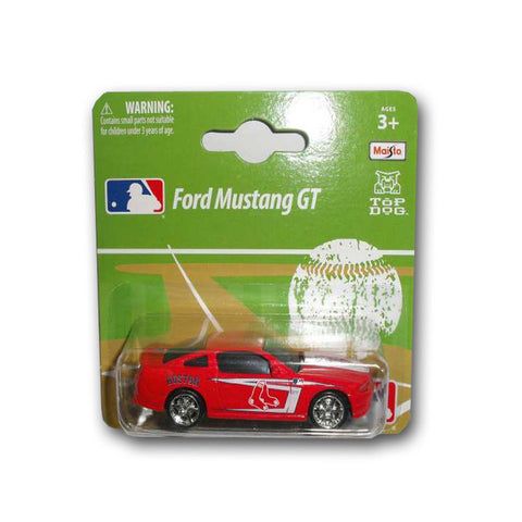 Ford Mustang 1:64 Style Diecast - Boston Red Sox - Peazz.com