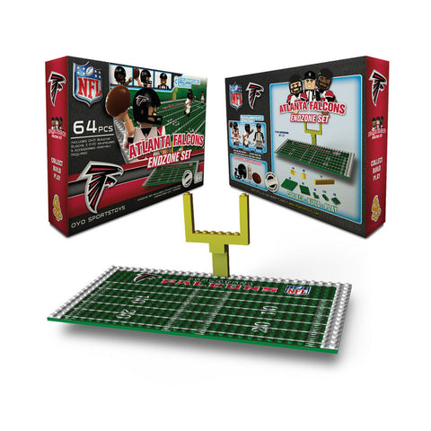 OYO NFL Endzone Set - Atlanta Falcons - Peazz.com