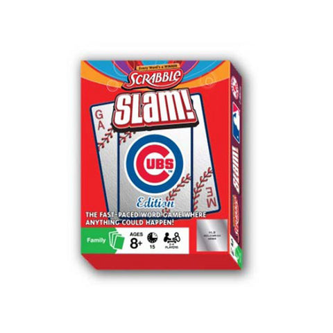 MLB Scrabble Slam - Chicago Cubs - Peazz.com