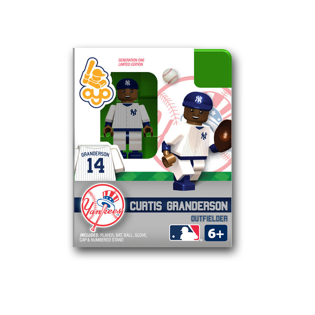 OYO Figure - New York Yankees Curtis Granderson