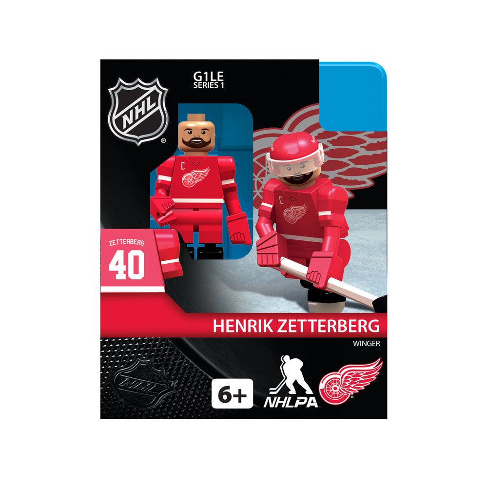 NHL Detroit Red Wings OYO - Henrik Zetterberg