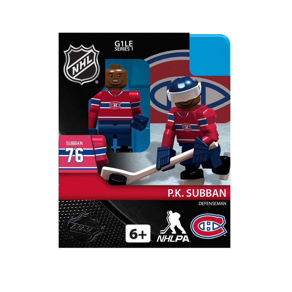 NHL Montreal Canadiens  OYO - Pernell Karl Subban