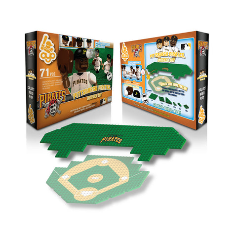 OYO MLB Outfield Set  - Pittsburgh Pirates - Peazz.com
