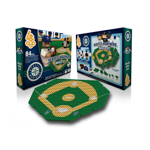 OYO MLB Infield Set - Seattle Mariners - Peazz.com