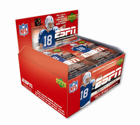 2005 Upper Deck Esp. Football - Peazz.com