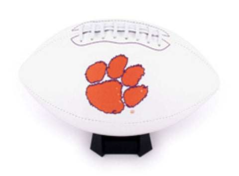 K2 Signature Series Full Size Team Footballs - Clemson University - Peazz.com