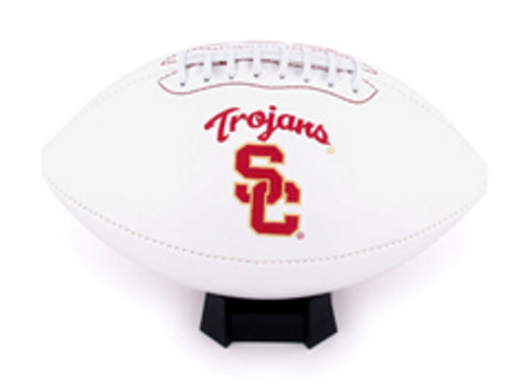 K2 Signature Series Full Size Team Footballs - University of Southern California - Peazz.com
