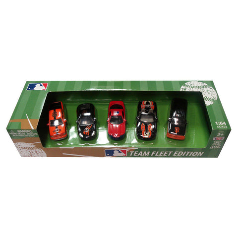 Top Dog 5 Piece Diecast Gift Set - San Francisco Giants - Peazz.com