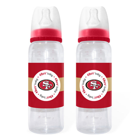 2-Pack of Bottles - San Francisco 49ers - Peazz.com