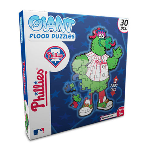 Floor Puzzles - Philadelphia Phillies - Peazz.com