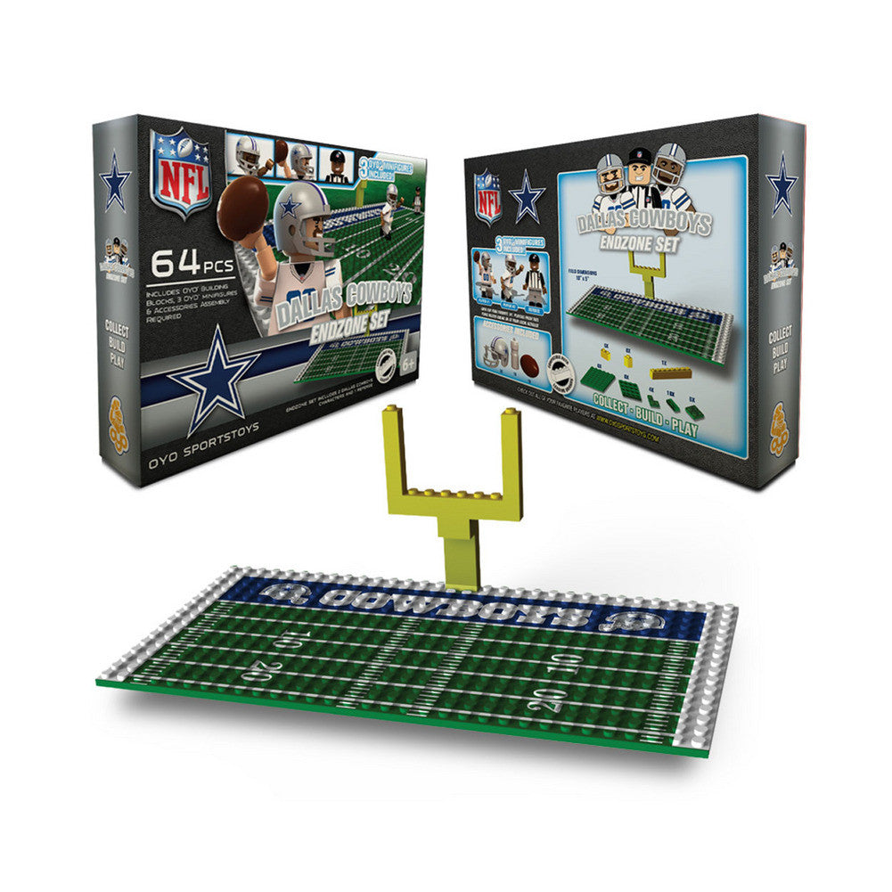 OYO NFL Endzone Set - Dallas Cowboys