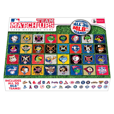 MLB Team Match-Up Card Game - Peazz.com