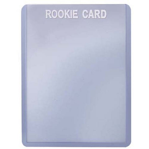 Ultra Pro3X4 Topload Rookie White Border Card Holder (25) - Peazz.com