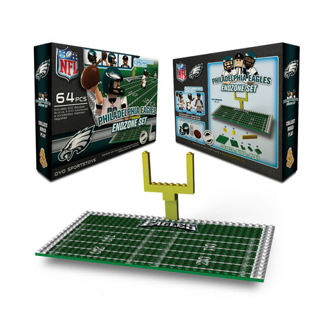 OYO NFL Endzone Set - Philadelphia Eagles - Peazz.com