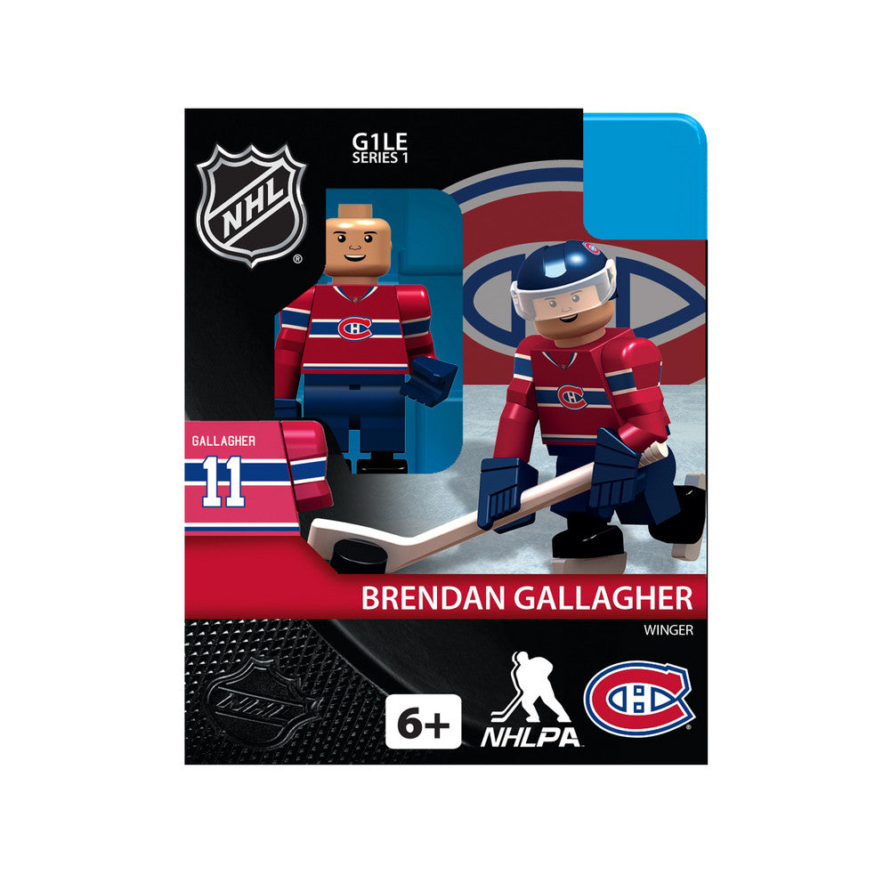 Montreal Canadiens Brendan Gallagher Generation 1 OYO