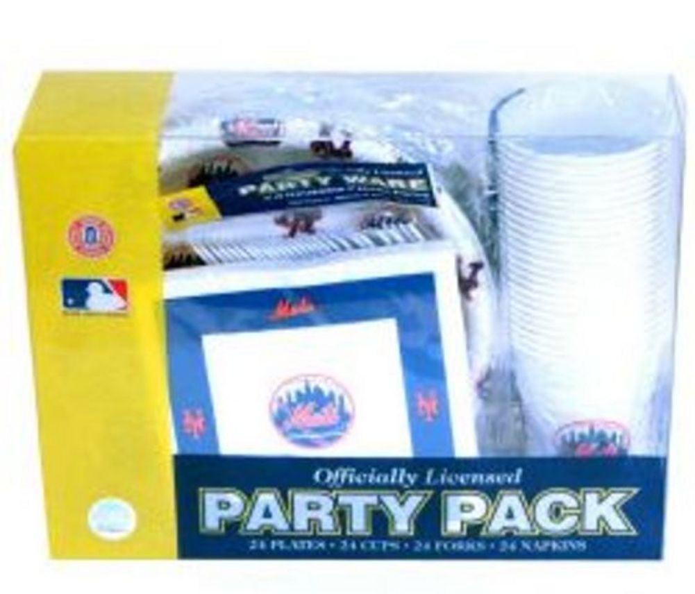 New York Mets Party Pack