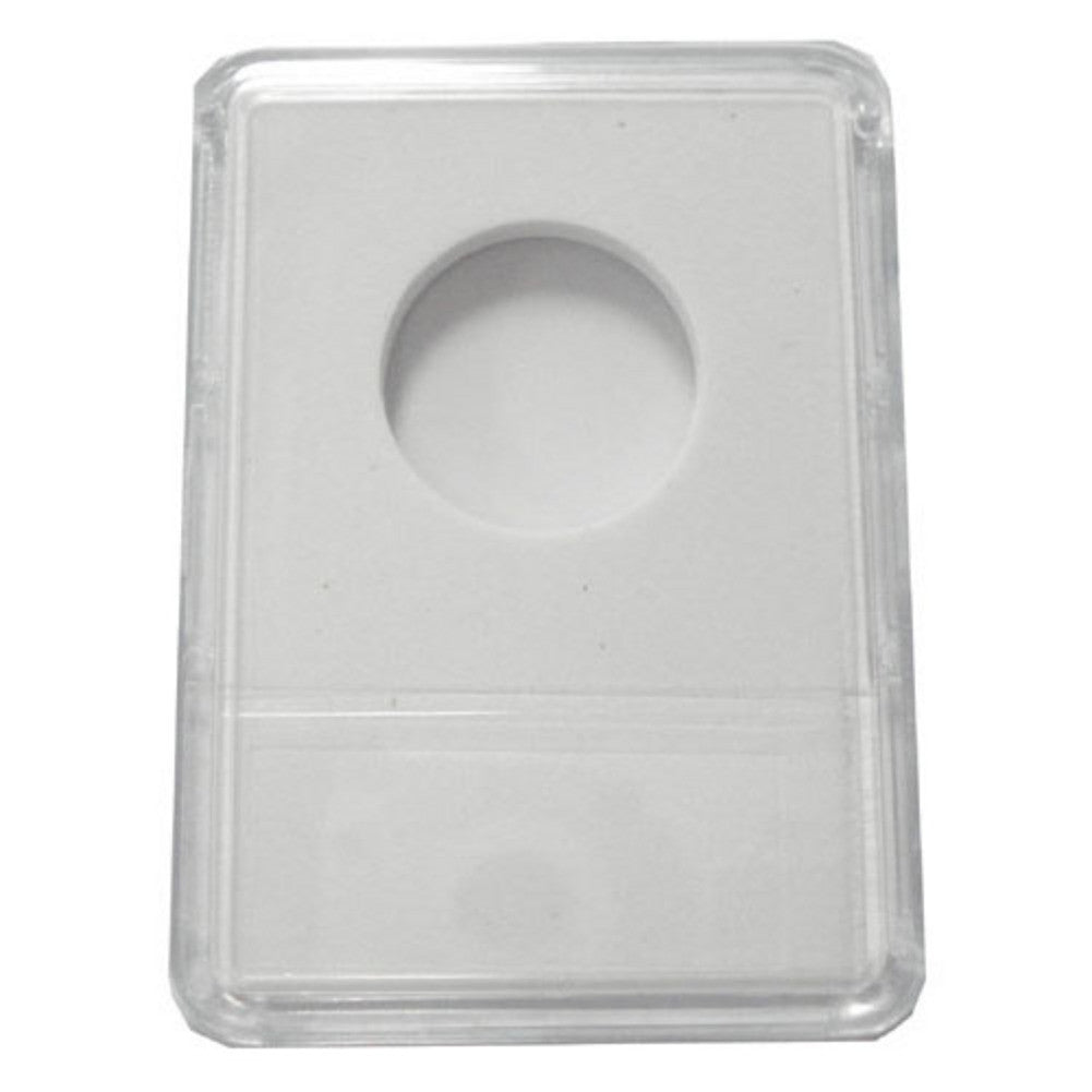 Slab Coin Holders With White Labels - Quarter (25 Holders)