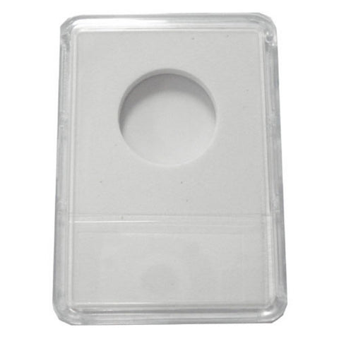 Slab Coin Holders With White Labels - Quarter (25 Holders) - Peazz.com