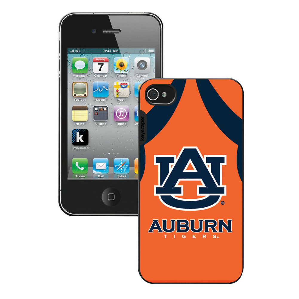 Iphone 4/4S Case Auburn Tigers
