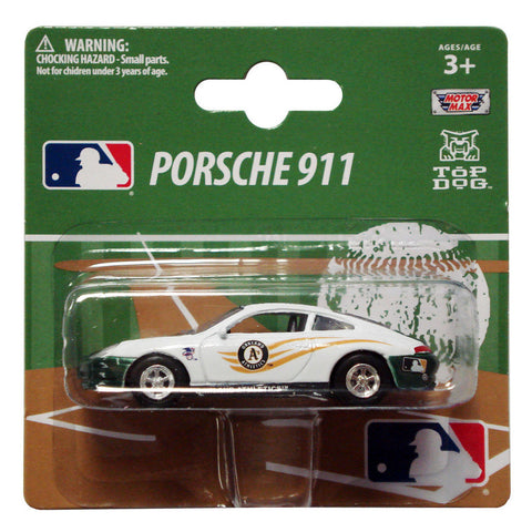 Top Dog 1:64 Scale Oakland Athletics Porsche - Peazz.com