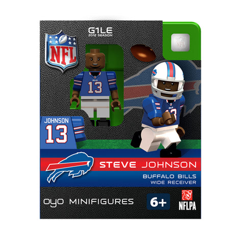 OYO Figurine NFL - Steve Johnson - Peazz.com