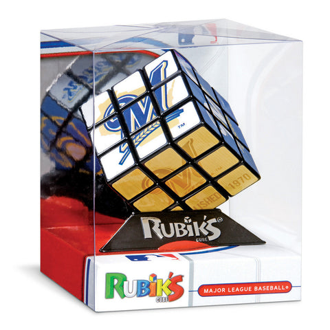 Rubik's Cube - MLB - Milwaukee Brewers - Peazz.com