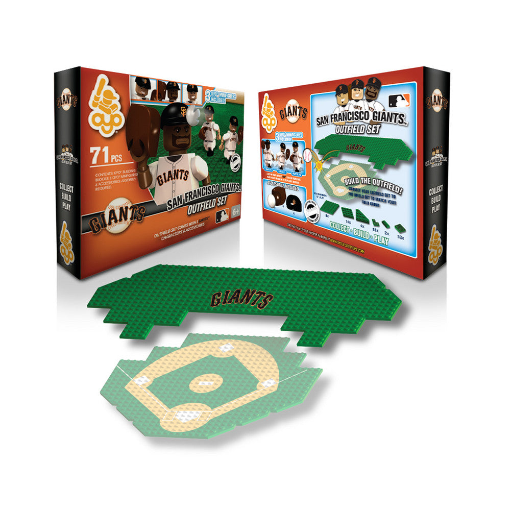 OYO MLB Outfield Set  - San Francisco Giants
