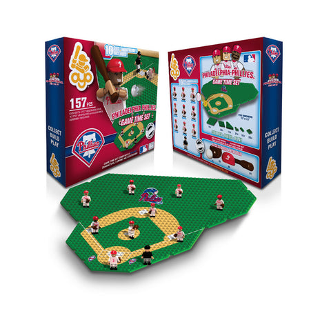 OYO MLB Gametime Set - Philadelphia Phillies - Peazz.com