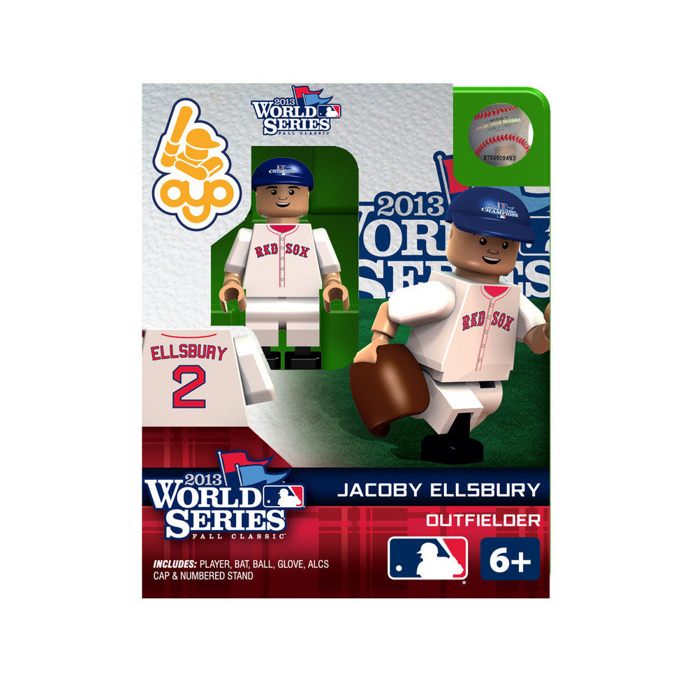 OYO Gen 2 MLB WS Figure - Boston Red Sox Jacoby Ellsbury