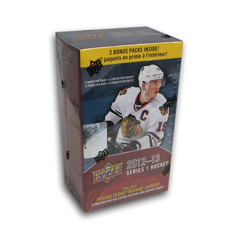 2012/13 Upper Deck Series 1 NHL Blaster - Peazz.com