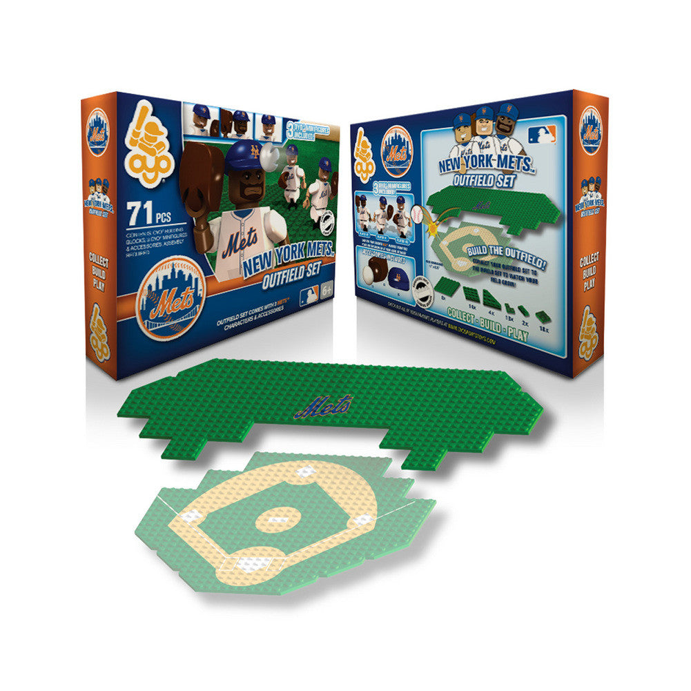 OYO MLB Outfield Set  - New York Mets
