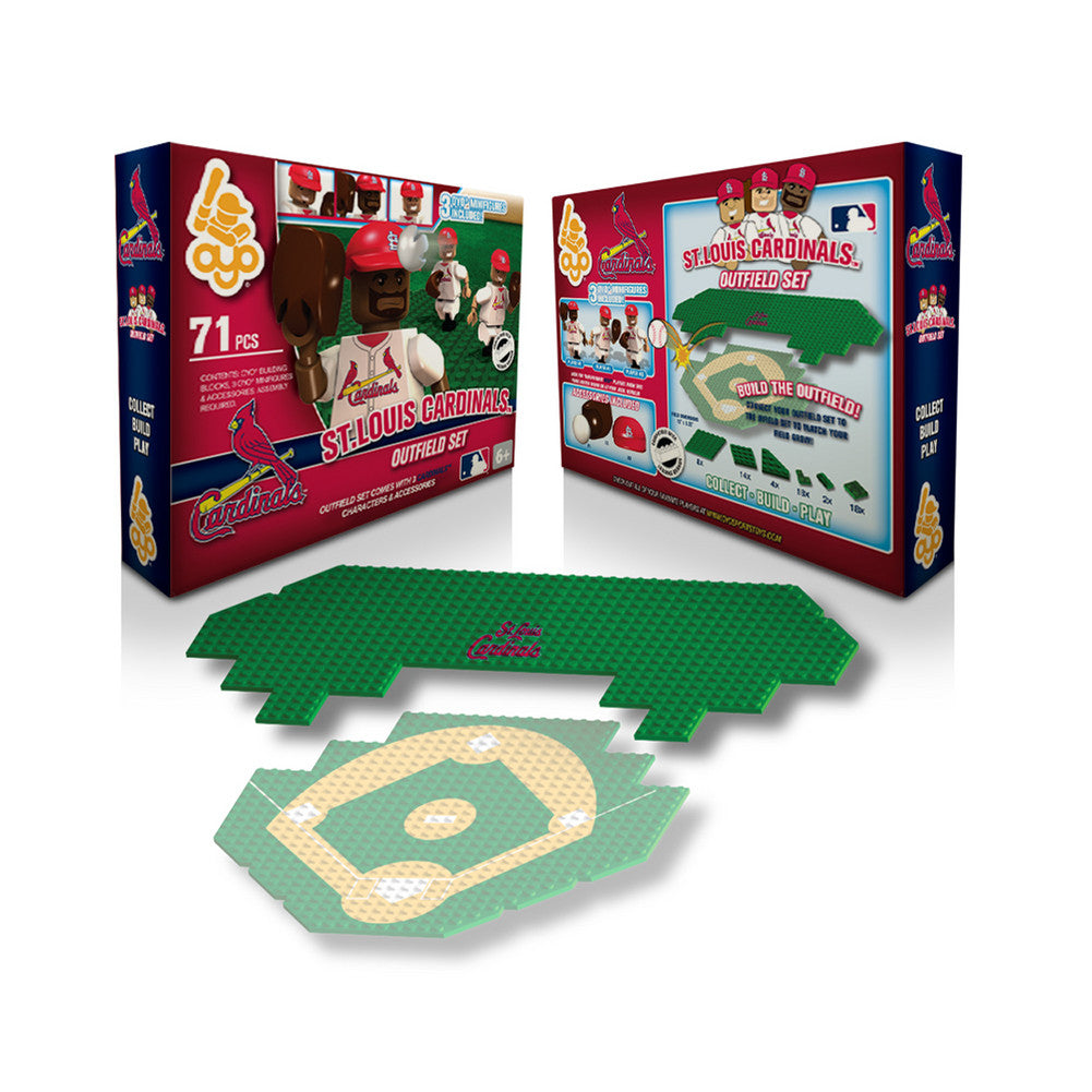 OYO MLB Outfield Set  - Saint Louis Cardinals