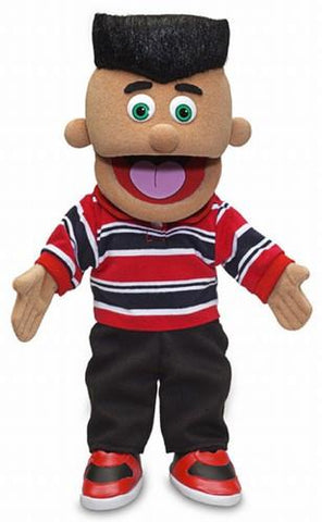 "14"" Jose Puppet Hispanic - Peazz Toys"