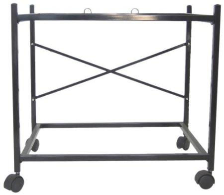 YML Group 4124BLK 2 Shelf Stand for 2424 and 2434 Black - Peazz Pet