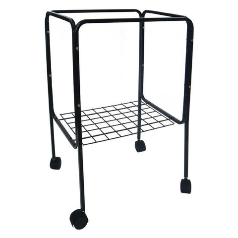 YML Group 4614BLK Stand for Cage size 16x16 and 16x14, Black - Peazz Pet