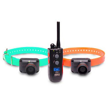 Dogtra Training and Beeper 2 Dog 1 Mile Trainer 400 Yard Beeper 2502T&B - Peazz.com