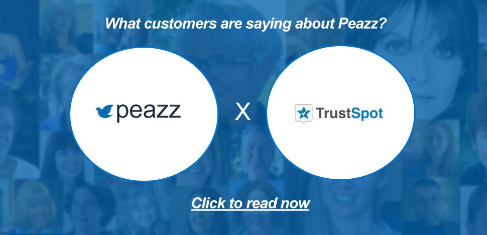 Why should you buy from Peazz.com?