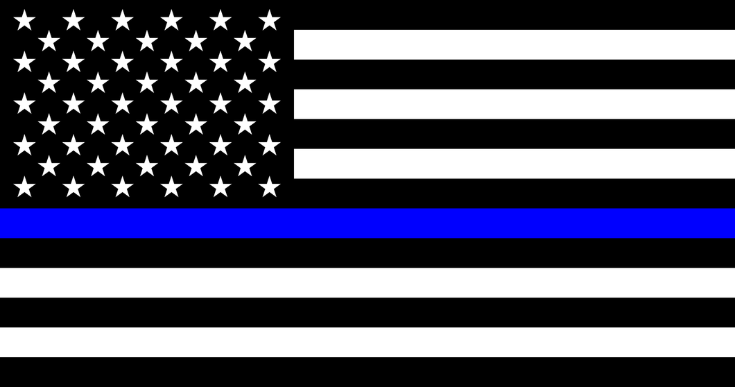 Blue Lives Matter Sticker