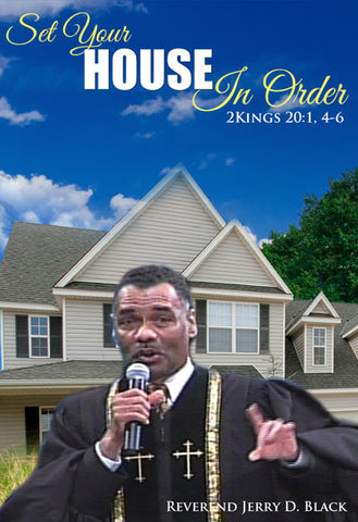 1034 Set Your House in Order (DVD)