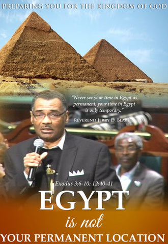 1063 Egypt is Not Your Permanent Location (DVD)