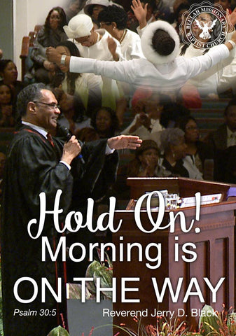 1141 Hold On! Morning is Coming! (DVD)