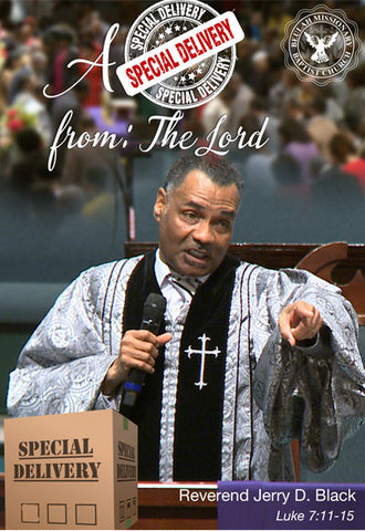 1149 A Special Delivery from The Lord (DVD)