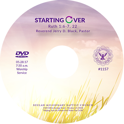 "1157 ""Starting Over"" (CD)"