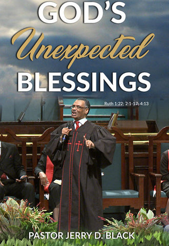 1163 God's Unexpected Blessings (DVD)