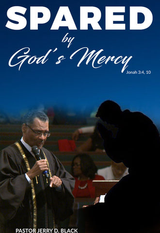 1168 Spared by God's Mercy (DVD)