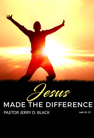 1184 Jesus Made The Difference (DVD)