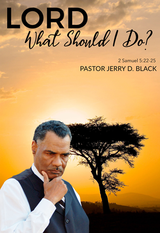 1188 Lord What Should I Do (DVD)