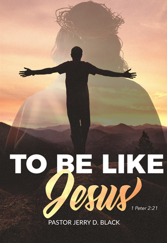 1195 To Be Like Jesus (DVD)