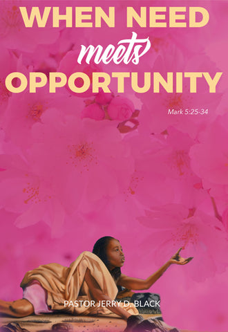 1196 When Need Meets Opportunity  (DVD)